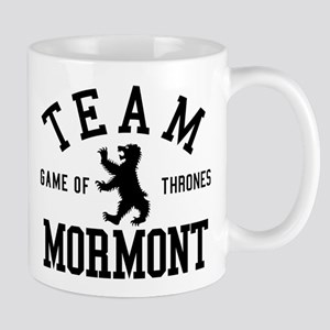 GOT Team Mormont Mugs