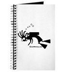 Kokopelli SCUBA Diver Journal