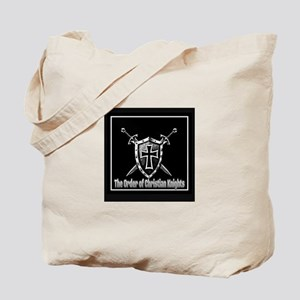 The Order of Christian Knights Tote Bag