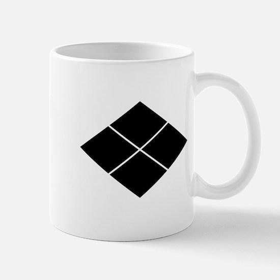 takeda lozenge Mug