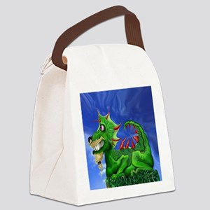 dragoony1 Canvas Lunch Bag