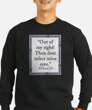 Out Of My Sight T