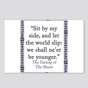 Sit By My Side Postcards (Package of 8)