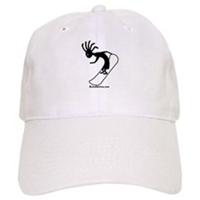 Kokopelli Snowboarder Cap