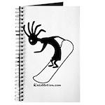 Kokopelli Snowboarder Journal