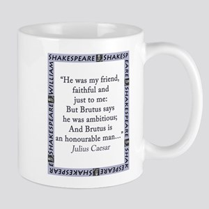He Was My Friend 11 oz Ceramic Mug