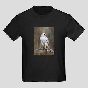 White Hawk 1 Kids Dark T-Shirt