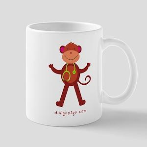 Monkey Mug Medical