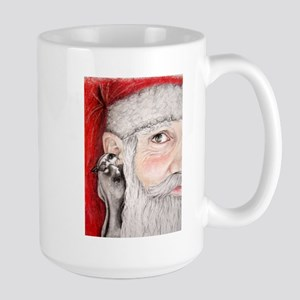 A Glider's Christmas Wish Large Mug