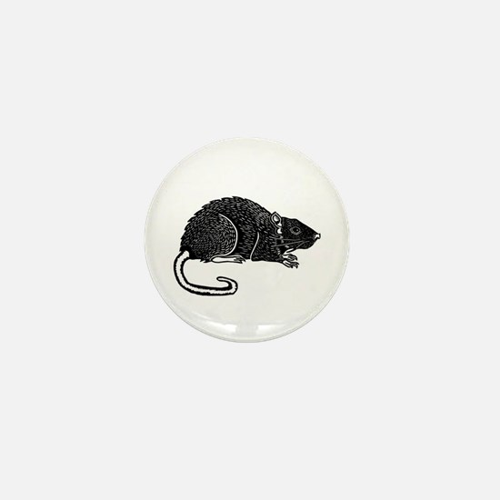 Rat Products Mini Button
