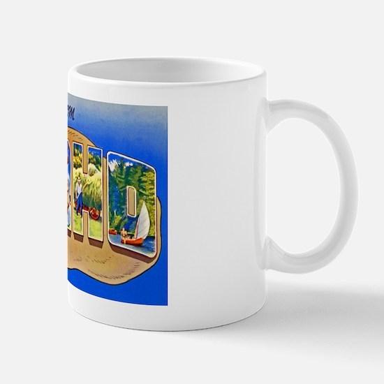 Idaho Greetings Mug