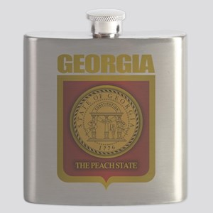 Georgia (Gold Label) Flask