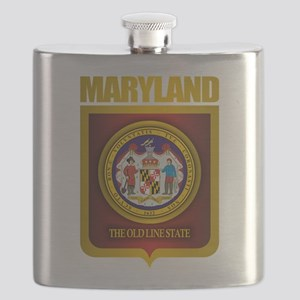Maryland (Gold Label) Flask