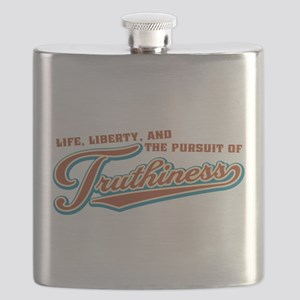 The Pursuit of Truthiness Flask