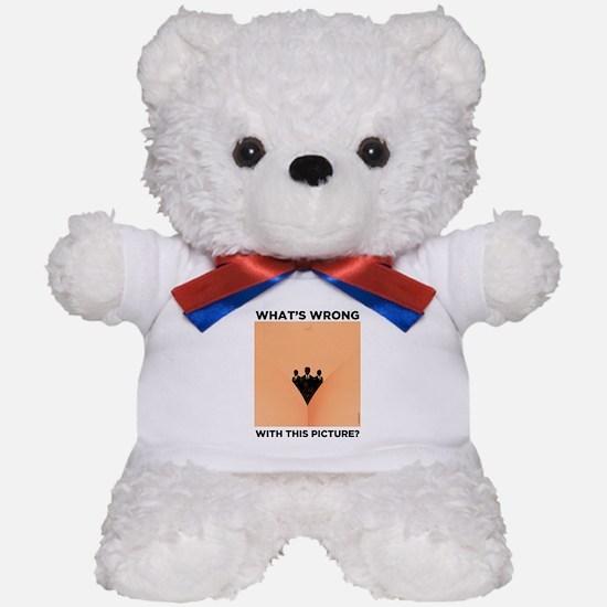 Reprodutive Rights Teddy Bear