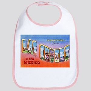 Las Cruces New Mexico Greetings Bib