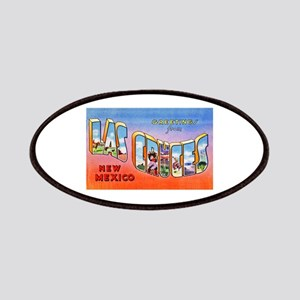 Las Cruces New Mexico Greetings Patches