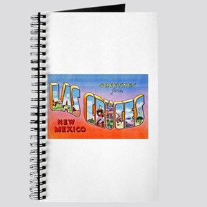Las Cruces New Mexico Greetings Journal