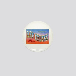 Las Cruces New Mexico Greetings Mini Button