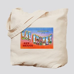 Las Cruces New Mexico Greetings Tote Bag