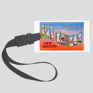 Las Cruces New Mexico Greetings Large Luggage Tag
