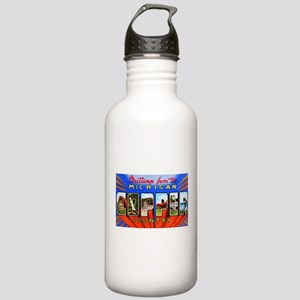 Michigan Copper Country Stainless Water Bottle 1.0