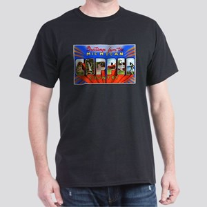 Michigan Copper Country Dark T-Shirt