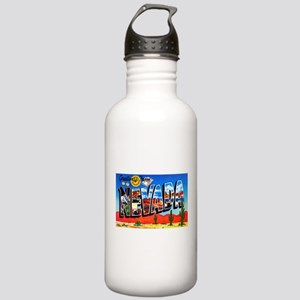 Nevada Greetings Stainless Water Bottle 1.0L