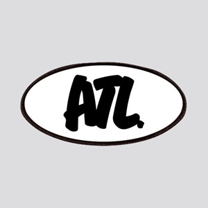 ATL Brushed Patches