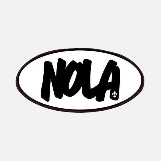 NOLA Brushed Patches