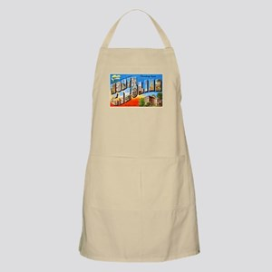 North Carolina Greetings Apron