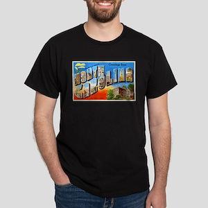 North Carolina Greetings Dark T-Shirt