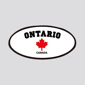 Ontario Patches