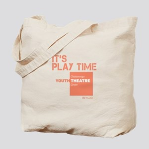 It's Play Time Tote Bag