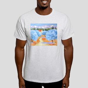 Olive Trees in Les Alpilles Light T-Shirt