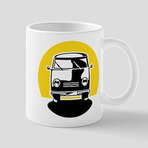 Minivan in Sunset 1 Mug