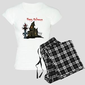 Halloween Owl Women's Light Pajamas