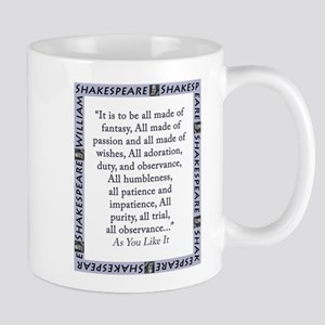 It Is To Be All Made Of Fantasy 11 oz Ceramic Mug