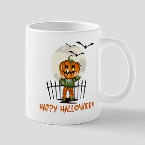 Halloween Pumpkinhead Mug