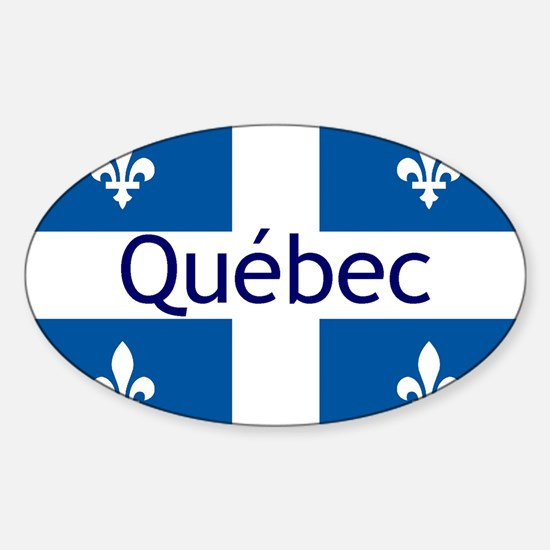 Collant / Decal Québec Decal