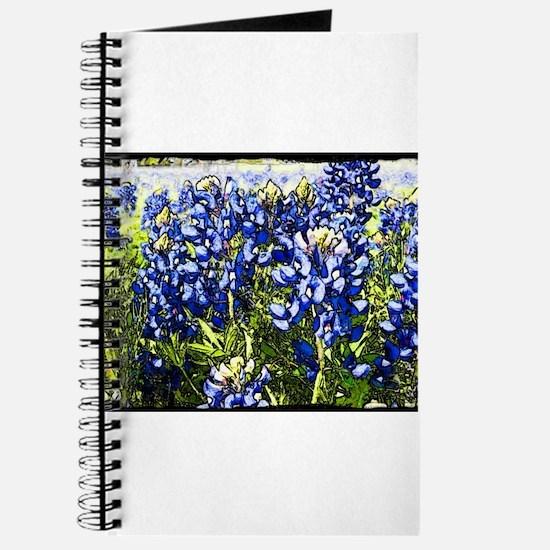 Texas Bluebonnets Journal