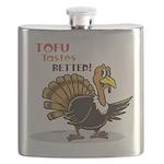 Vegan Thanksgiving Flask