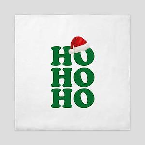 Ho Ho Ho Queen Duvet
