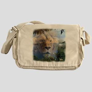 lionlamb.jpg Messenger Bag