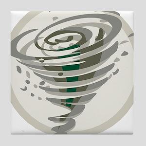 Tornado Tile Coaster