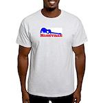 Nashville Ash Grey T-Shirt