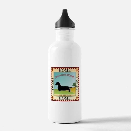 Dachshund [wire-haired] Water Bottle