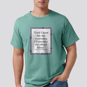 Until I Know This Sure Mens Comfort Colors Shirt