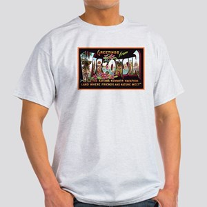 Wisconsin Greetings Light T-Shirt