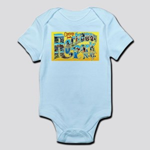 Rockaway Park New York Infant Bodysuit